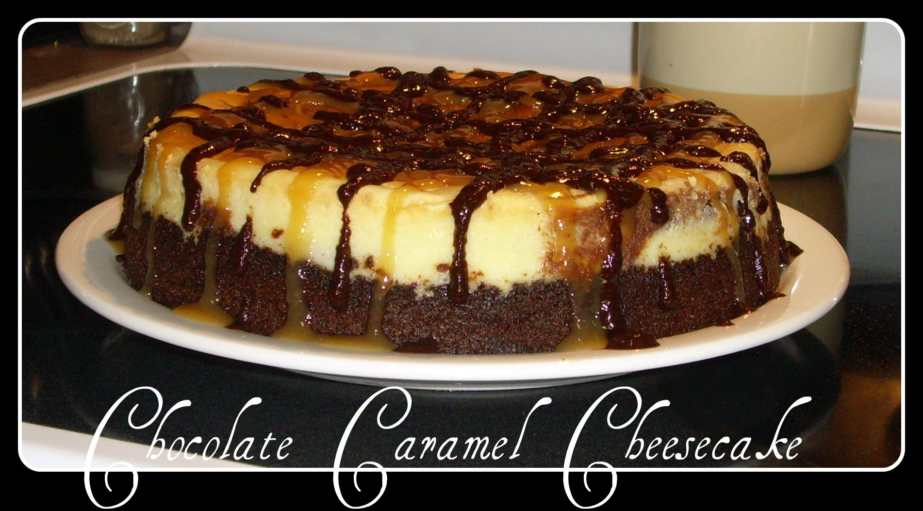 Chocolate Caramel Cheesecake Recipes — Dishmaps